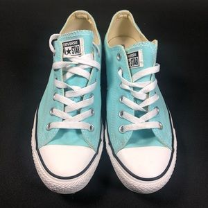 Converse All-star sneakers.